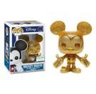Funko Diamond Mickey Mouse Gold
