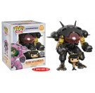Funko D.VA with Meka Carbon Fiber