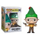 Funko Dwight Schrute as Elf