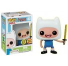 Funko Finn with Sword GITD