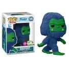 Funko Flocked Bigfoot Blue & Green