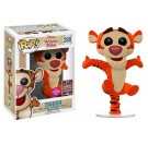 Funko Flocked Bouncing Tigger