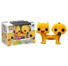 Funko Flocked Catdog