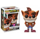 Funko Flocked Crash Bandicoot