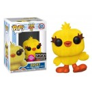 Funko Flocked Ducky