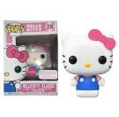 Funko Flocked Hello Kitty Classic Pink
