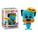 Funko Flocked Huckleberry Hound