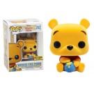 Funko Flocked Winnie the Pooh 252