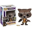 Funko Flocked Rocket Raccoon
