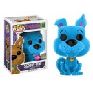 Funko Flocked Scooby-Doo Blue