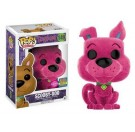 Funko Flocked Scooby-Doo Pink