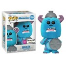 Funko Flocked Sulley with Lid