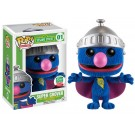 Funko Flocked Super Grover