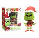 Funko Flocked The Grinch Roast Beast