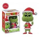 Funko Flocked The Grinch