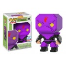 Funko Foot Soldier 8-Bit Purple