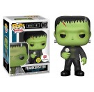 Funko Frankenstein with Flower GITD