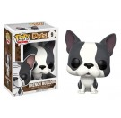 Funko French Bulldog Gray & White
