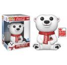 Funko Giant Coca-Cola Polar Bear 10''