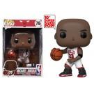 Funko Giant Michael Jordan White Home Jersey 10''