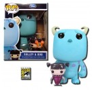 Funko Giant Sulley & Metallic Boo