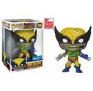 Funko Giant Zombie Wolverine 10''