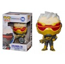 Funko Golden Soldier 76