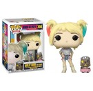 Funko Harley Quinn and Beaver