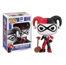 Funko Harley Quinn with Mallet