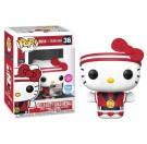 Funko Flocked Hello Kitty Gold Medal