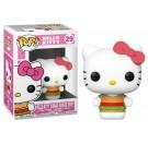 Funko Hello Kitty Kawaii Burger Shop