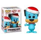 Funko Huckleberry Hound Santa Hat
