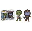 Funko Hulk & Thanos