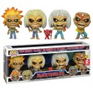Funko Iron Maiden 4 Pack