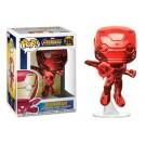 Funko Iron Man Chrome Red