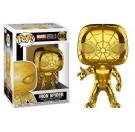 Funko Iron Spider Gold Chrome