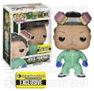 Funko Jesse Pinkman Green Cook Suit