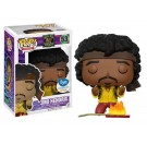 Funko Jimi Hendrix Burning Guitar