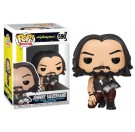 Funko Johnny Silverhand Crouching