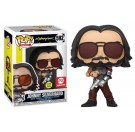 Funko Johnny Silverhand Sunglasses GITD