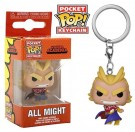 Funko Keychain All Might