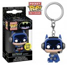 Funko Keychain Batman Gamer GITD