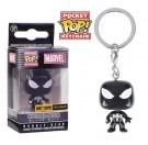 Funko Keychain Black Suit Spider-Man