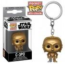 Funko Keychain C-3PO
