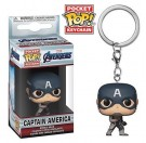 Funko Keychain Captain America Endgame