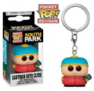Funko Keychain Cartman with Clyde