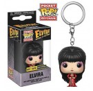 Funko Keychain Elvira Red Dress