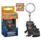 Funko Keychain Godzilla