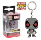 Funko Keychain Gray Suit Deadpool