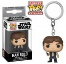 Funko Keychain Han Solo